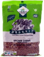 24 Mantra Organic Kala Chana 4lb