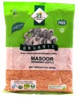 24 Mantra Organic Masoor Whole 2lb
