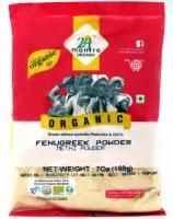 24 Mantra Organic Methi Powder 200g