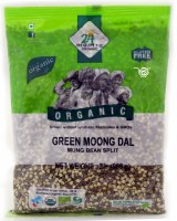 24 Mantra Organic Split Moong Dal 2lb