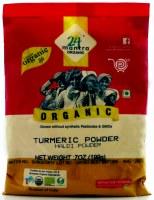 24 Mantra Organic Turmeric Powder 200g