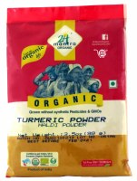 24 Mantra Organic Turmeric Powder 100g