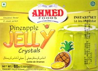 Ahmed Jello Pineapple 85g