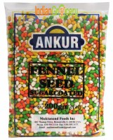 Ankur Sugarcoated Fennel Seeds 200g