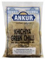 Ankur Green Chilly Khichiya 400g