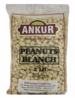 Ankur Peanuts Blanched 2lb