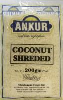 Ankur Coconut Shredded 200g