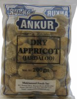 Ankur Dry Apricot 200g