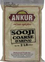 Ankur Sooji Coarse 2lb