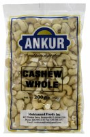 Ankur Cashew Whole 200g