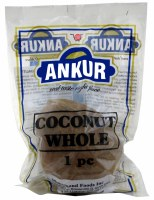 Ankur Dry Coconut Whole 1 Pc