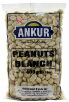 Ankur Peanuts Blanched 400g