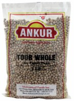 Ankur Whole Toor 2lb