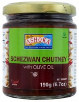 Ashoka Schezwan Chutney 190g