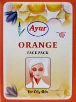 Ayur Orange Face Pack 100g