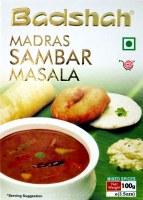 Badshah Madras Sambar Masala 100g
