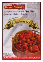 Banne Nawab's Chicken 65 140g