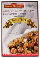 Banne Nawab's Chilli Chicken 110g