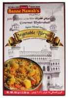 Banne Nawab's Vegetable Biryani 65g