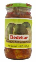 Bedekar Avakay Mango 400g