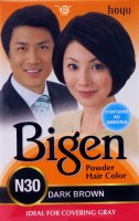 Bigen Dye Dark Brown N30