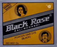 Black Rose Kali Mehndi 50g Hair Dye