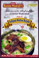 Banne Nawab's Sufiyani Mutton Biryani 47g