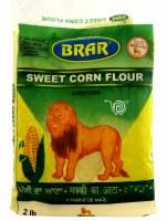 Brar Sweet Corn Flour 2lb