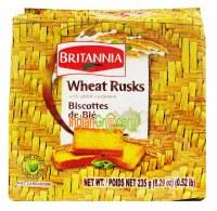 Britannia Wheat Rusk 235g