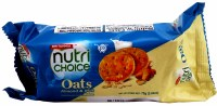 Britannia Milk & Almond Oats Cookies 75g