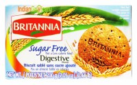 Britannia Sugarfree Digestive 200g