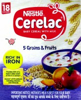 Cerelac Stage 5 Grains&fruits 300g
