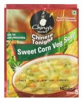 Chings Sweet Corn Vegsoup 55g