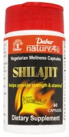 Dabur Shilajit 60 Capsules
