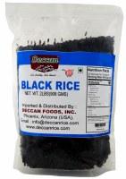 Deccan Black Rice 2lb