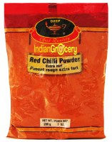 Deep Redchilli Powder Xtra Hot 200g