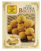 Deep Surti Jeera Biscuit 400g