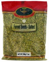 Deep Fennel Seeds Salted 200gm