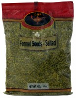 Deep Salted Fennel Seeds 400g