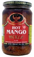 Deep Hot Mango Pickle 25oz