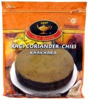 Deep Ragi Chilli Khakara 180g Coriander
