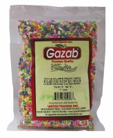 Gazab Sugar Coated Fennel Seeds 200g