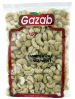 Gazab Cashew Whole 400g