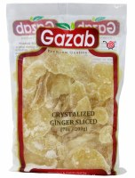 Gazab Ginger Slices 200g