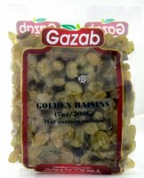 Gazab Golden Raisins 200g