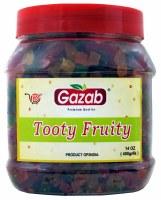 Gazab Tooty Fruity 400g