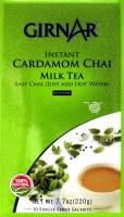 Girnar Instant Cardamom Tea 220g 10sachets