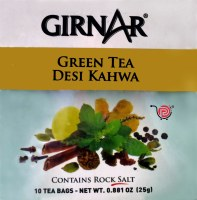 Girnar Detox Green Tea 10 Bags