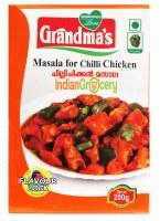 Grandma's Chilli Chicken Masala 200g