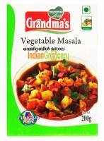 Grandma's Vegetable Masala 200g
